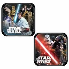 """Star Wars Classic 7"""" Plates"""