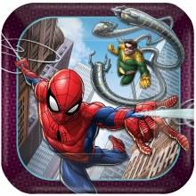 Spiderman Wonder 7in Plt