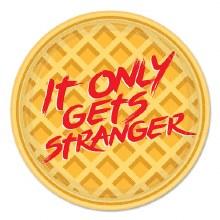 Stranger Things 7in Plt