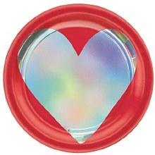 Heart Day 7in Plt