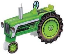 Centerpiece Tractor