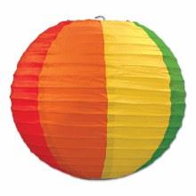 Paper Lantern Rainbow