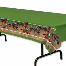 Horse Racing Pl Tablecover