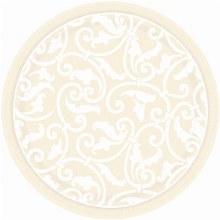 Ornamental Scroll 7in Plt Gold