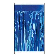 Fringe Foil Blue
