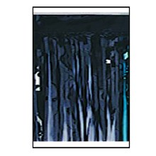 Fringe Foil Black