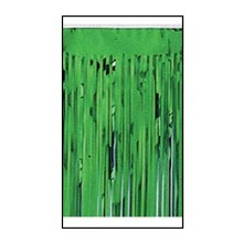 Fringe Foil Green