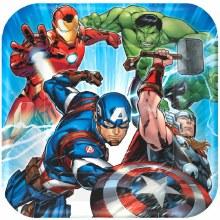 Avengers Epic 9in Plt