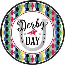 Derby Day 9in Plt