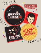 Stranger Things 9in Plt