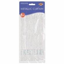 Curtain Door Foil White