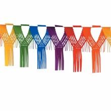Garland Fringe Rainbow
