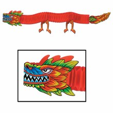 Dragon Oriental Tissue 6ft