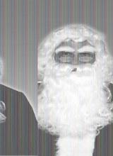 Wig Santa w/ Beard Promo