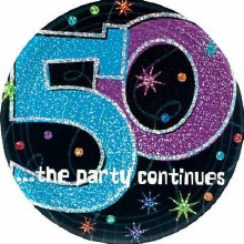 Party Continues Plt 9in 50