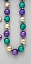 Beads Jumbo Mardi Gras