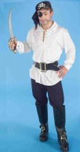 Swashbuckler Shirt White