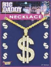 Necklace Big Daddy w/ Chain