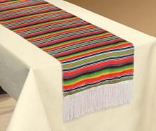 Serape Stripe Table Runner