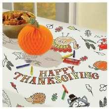 Thanksgiving Color-in Tblcvr