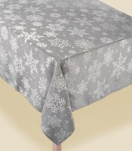 Tablecover Fabric Snowflake