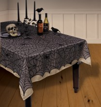 Tablecover Midnight Lace