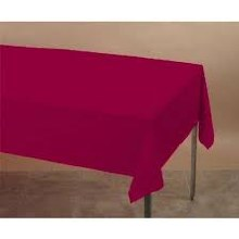 Berry Paper Tablecover
