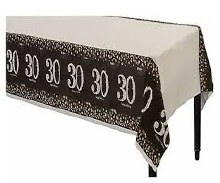 Sparkling 30 Tablecover