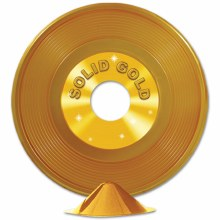 Centerpiece Gold Record