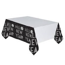 Disco Ball New Years Tablecover