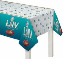 Superbowl LIV Tablecover