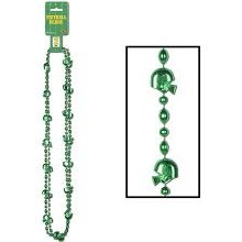 Beads Football Green