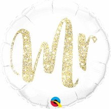 Mylr 18in Gold Mr.