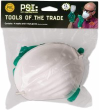 PSI Tools of the Trade Mask and Gloves Set