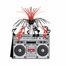 Boom Box Centerpiece