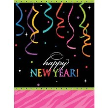 New Year Wild Tablecover