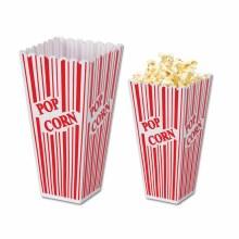 Popcorn Boxes Plastic 4x8