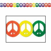 Garland Peace Sign