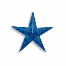 "Foil Star 12"" Blue"