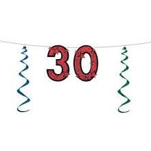 """Streamer Glitter """"30"""""""