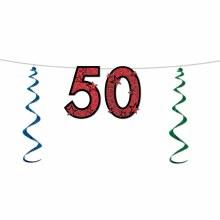 """Streamer Glitter """"50"""""""