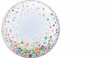 """Blln 24"""" Bubblew/ConfettiMulti"""