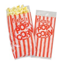 Popcorn Bags 4x9.5