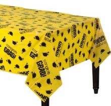 Tablecover Grad Yellow