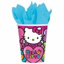 Hello Kitty Rainbow 9oz Cup