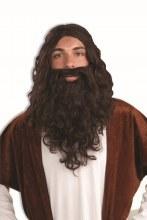 Wig Biblical w/ Beard