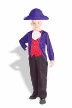 George Washington Child Medium Size 8/10