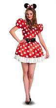 Minnie Mouse Classic Adult Lg