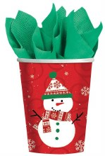 Very Merry 9oz Cups