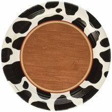 Yee Haw 10in Plates 8ct
